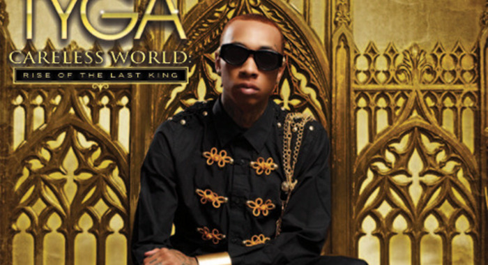 Tyga - Careless World : Rise of the Last King
