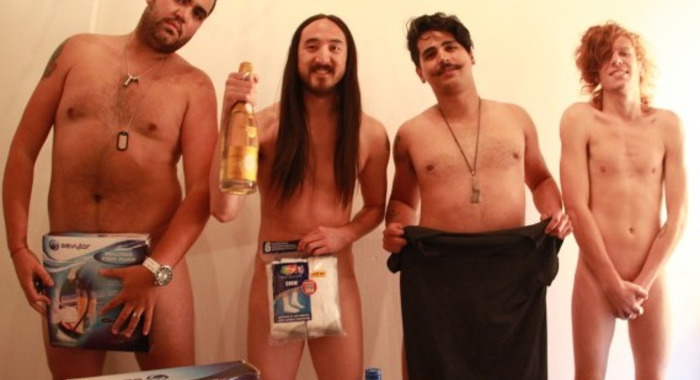 Steve Aoki: Life on the Road