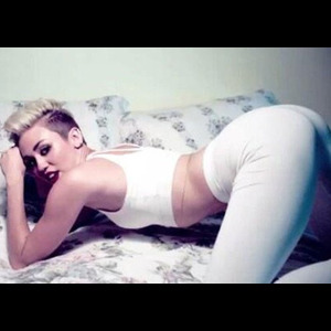 Miley Twerking On Things We Should Talk About