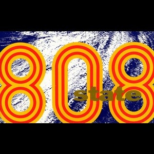 808 State - Pacific State Live Collection