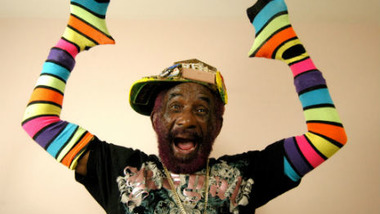 The Orb ft. Lee Scratch Perry: Hold Me Upsetter