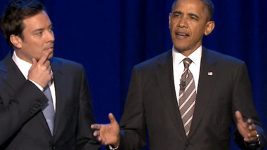 Barack Obama chez... Jimmy Fallon