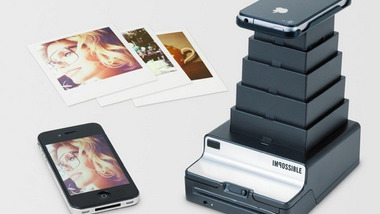 Impossible Instant Lab : Iphone Adaptor