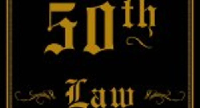 The 50th Law: Bis Repetita