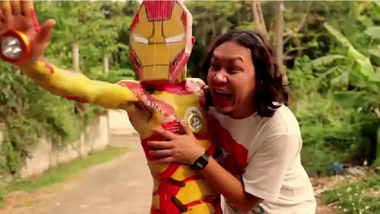 Iron Man 3 Trailer: Thai Sweded by FEDFE