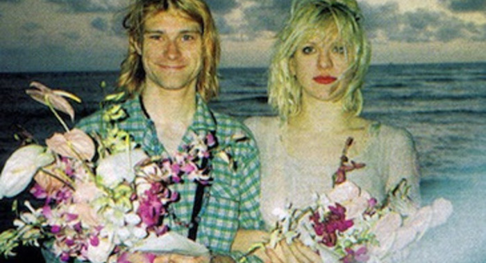 The Wedding Photos of Musicians in Love