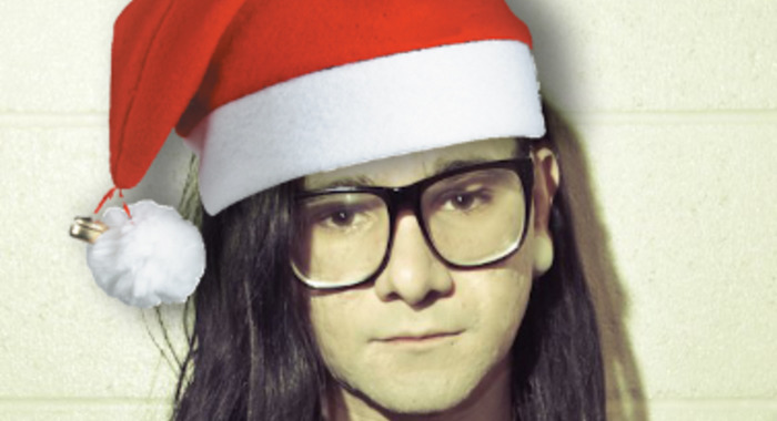 A Very Skrillex Christmas.