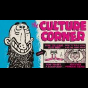 Basil Wolverton: The Culture Corner