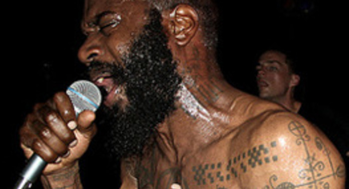 Death Grips : The Money Store