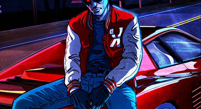 Kavinsky Video Game