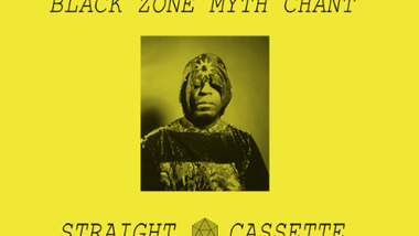 High Wolf presents Black Zone Myth Chant: Straight Cassette Bonus Beats