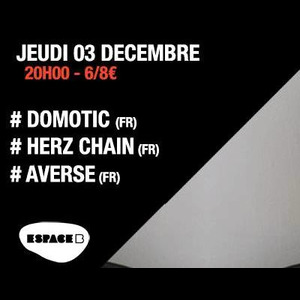 Clapping Night : Domotic / Herz Chain / Averse