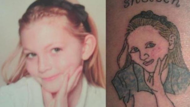 Portrait Tattoos Gone Very Wrong