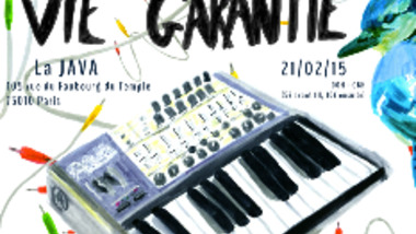 Vie Garantie : Vladimir Ivkovic, Timothy J. Fairplay (live), Current 88, Marion Guillet