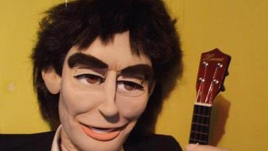 George Harrison Marionette