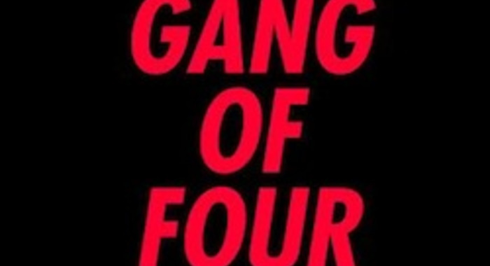 Gang of Four: Clekclekboom, Dement3d, Latency Recordings & Sampling As An Art Records