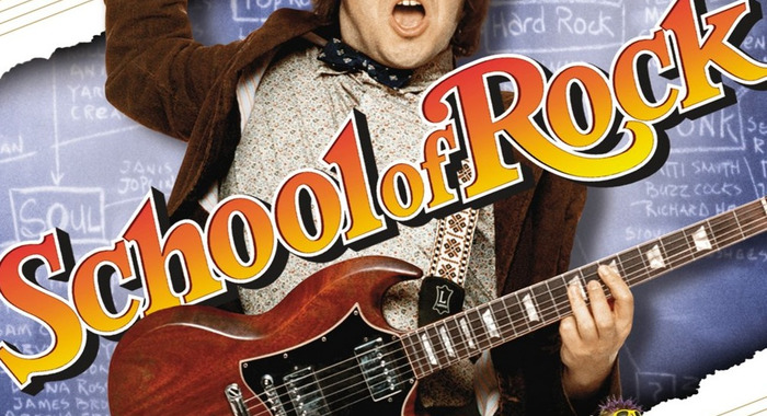 School of Rock: Mirrored