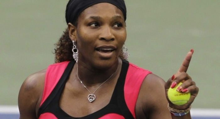 Serena Williams: Balling Hard