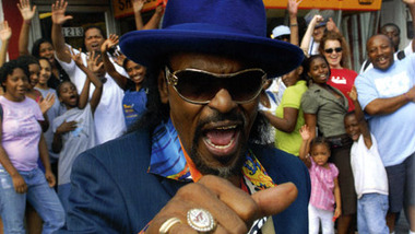 RIP Chuck Brown, Welcome to the Go Go