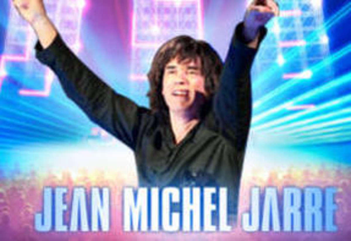 regardez le trailer du nouvel album de jean michel jarre et son quipe de super champions. Black Bedroom Furniture Sets. Home Design Ideas
