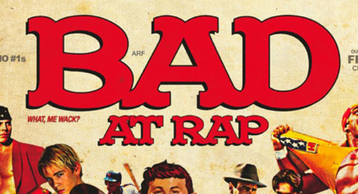 Cuzzo D of Not the 1s: Bad at Rap Mix