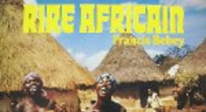 Francis Bebey : African Electronic Music 1975 - 1982