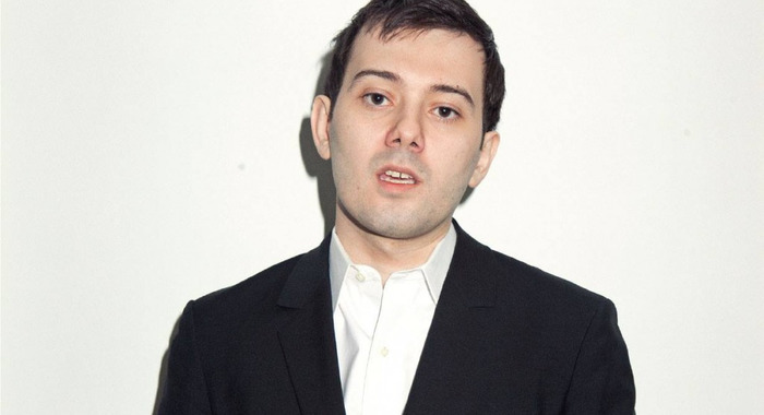 Suite à l'élection de Trump, Martin Shkreli a streamé son album inédit du Wu-Tang Clan