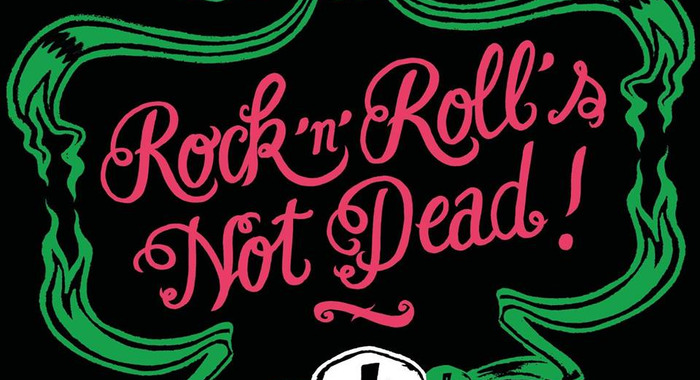 Rock'N'Roll's Not Dead ! Avec Infecticide, Dr Chan & Frustration/Born Bad en Dj set au Glazart