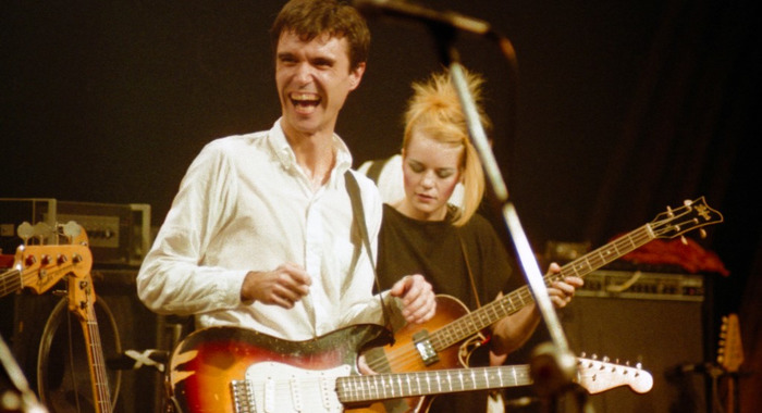 SEPIA. On se passe un concert de Talking Heads issu de leur Remain In Light Tour de 1980
