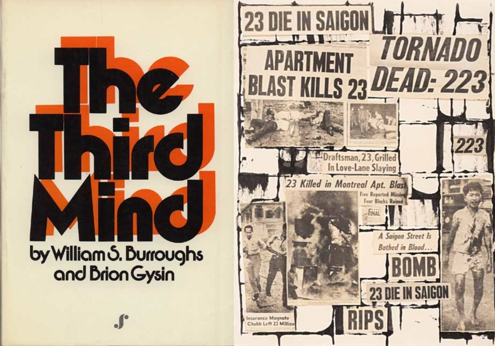 The Third Mind (1977) - William Burroughs/Brion Gysin