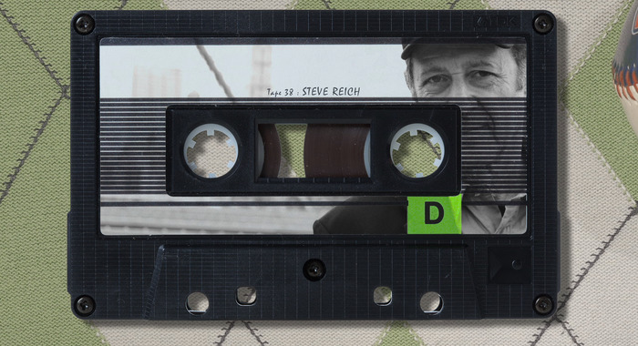 TAPE #38 : Steve Reich, savant pop