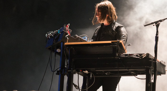 Nuits sonores 2018 : Alessandro Cortini
