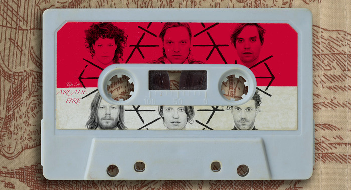 TAPE : Who The Fuck Is Arcade Fire ?