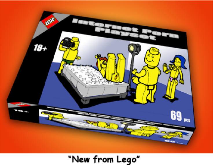 γκέι Lego πορνό πρώτη φορά δίνοντας πίπα
